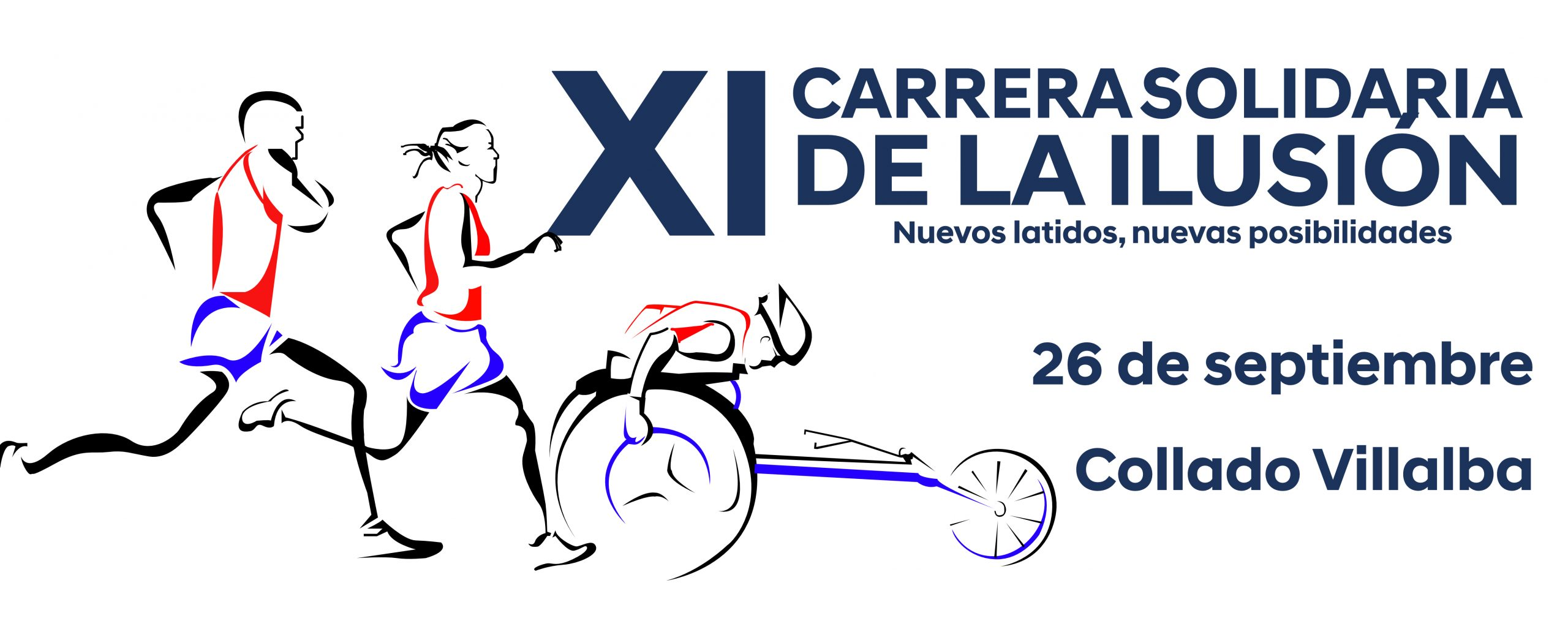 Carrera Solidaria de la Ilusin logo